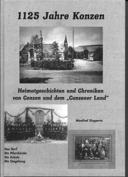 Schwerpunkt sind Chroniken vom Monschauer Land: u.a. Reichenstein, Monschau, Maria Wald,